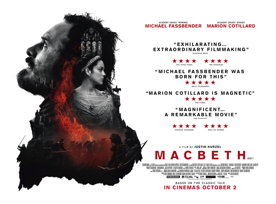 <b>COMPETITION: MACBETH...</b>