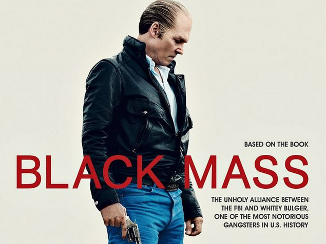 <b>BLACK MASS this week...</b>