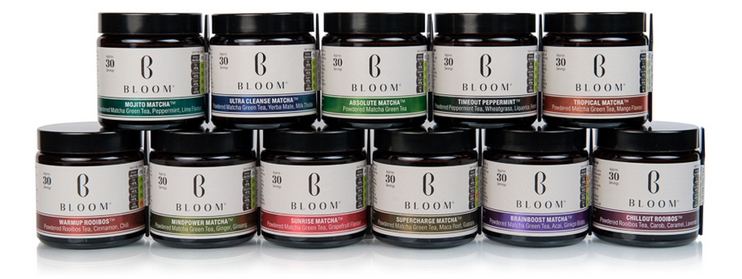 <b>BLOOM TEAS Launch Ne...</b>