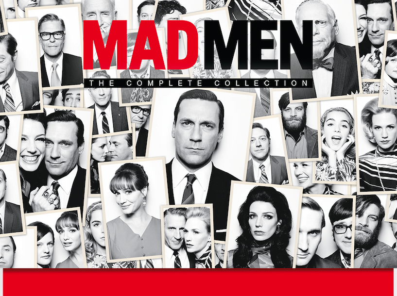 <b>WIN! MAD MEN: The Co...</b>