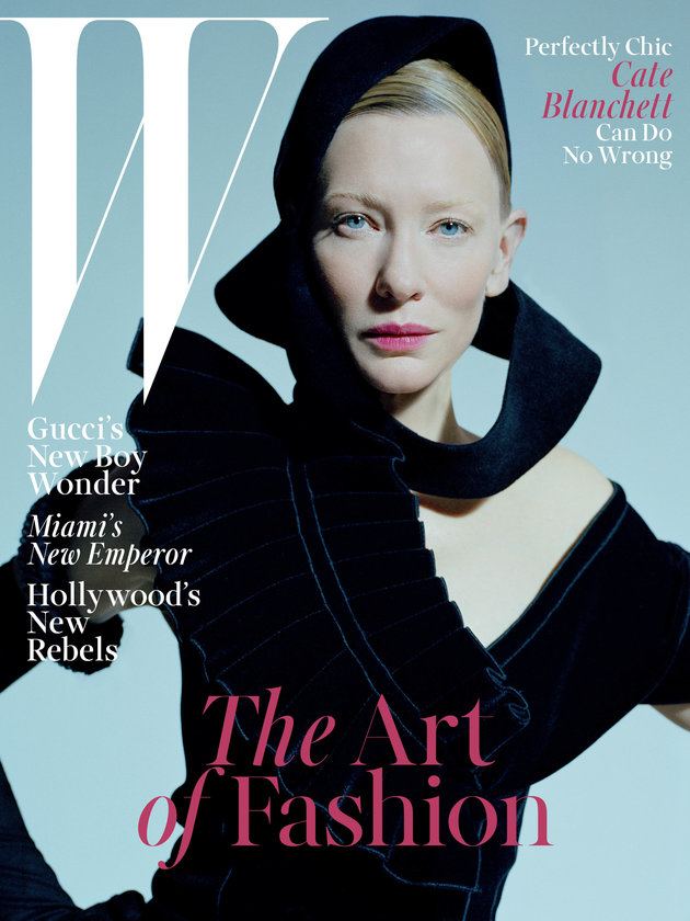 <b>CATE BLANCHETT for W...</b>