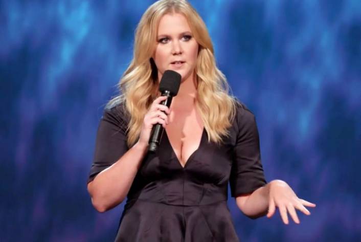 <b>AMY SCHUMER Live At ...</b>