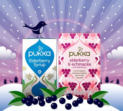 <b>PUKKA HERB'S FOR WIN...</b>