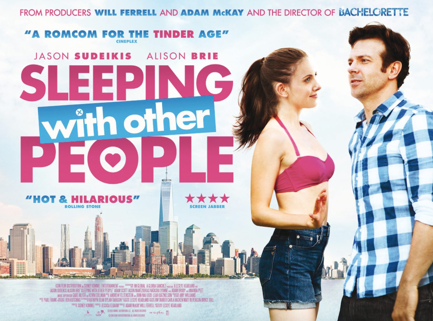 <b>NEW TRAILER: Sleepin...</b>
