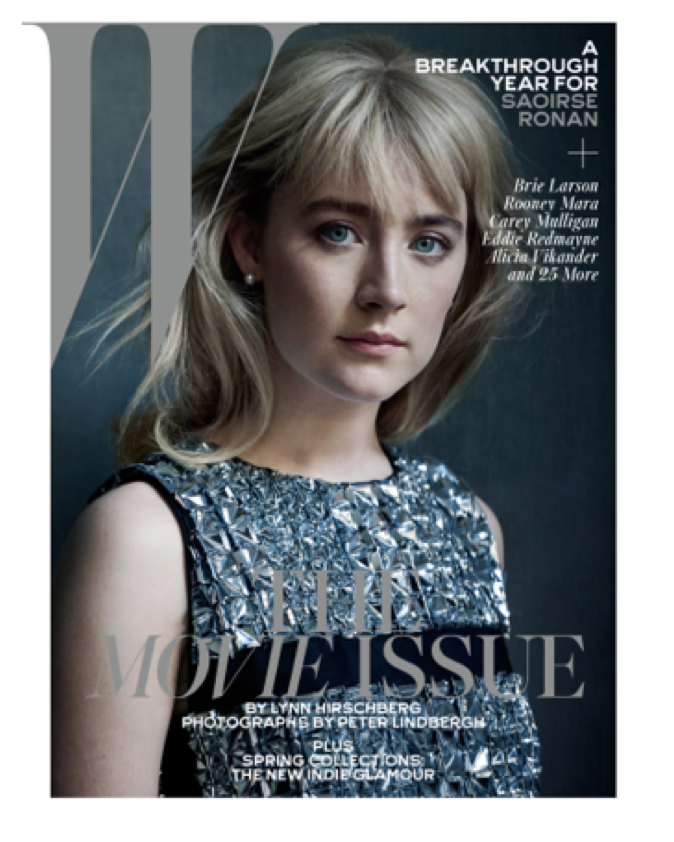 <b>W Magazine: The Movi...</b>