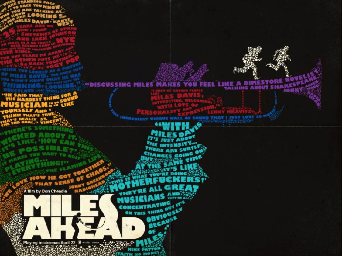 <b>TRAILER: MILES AHEAD...</b>