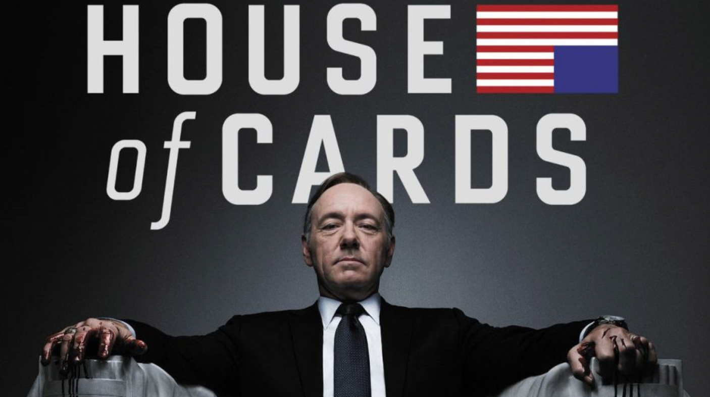 <b>HOUSE OF CARDS SEASO...</b>
