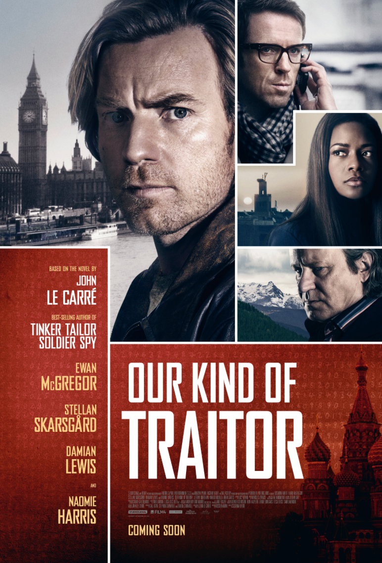 <b>TRAILER: OUR KIND OF...</b>
