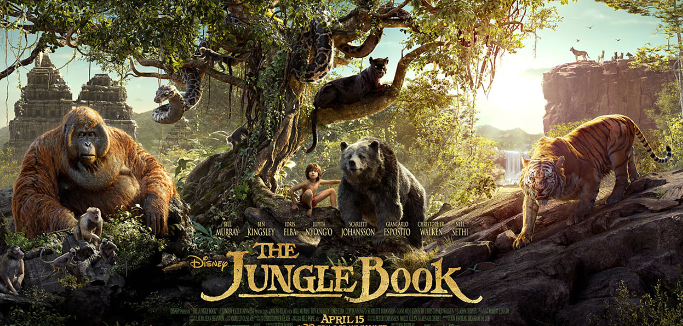<b>OUT NOW: THE JUNGLE ...</b>