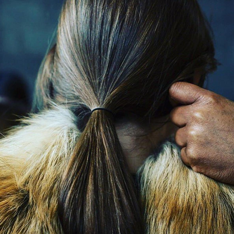 <b>LFW AW16: HAIR TREND...</b>