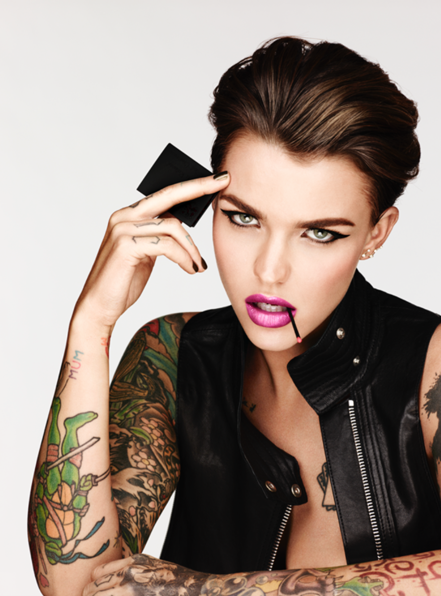 <b>RUBY ROSE x URBAN DE...</b>