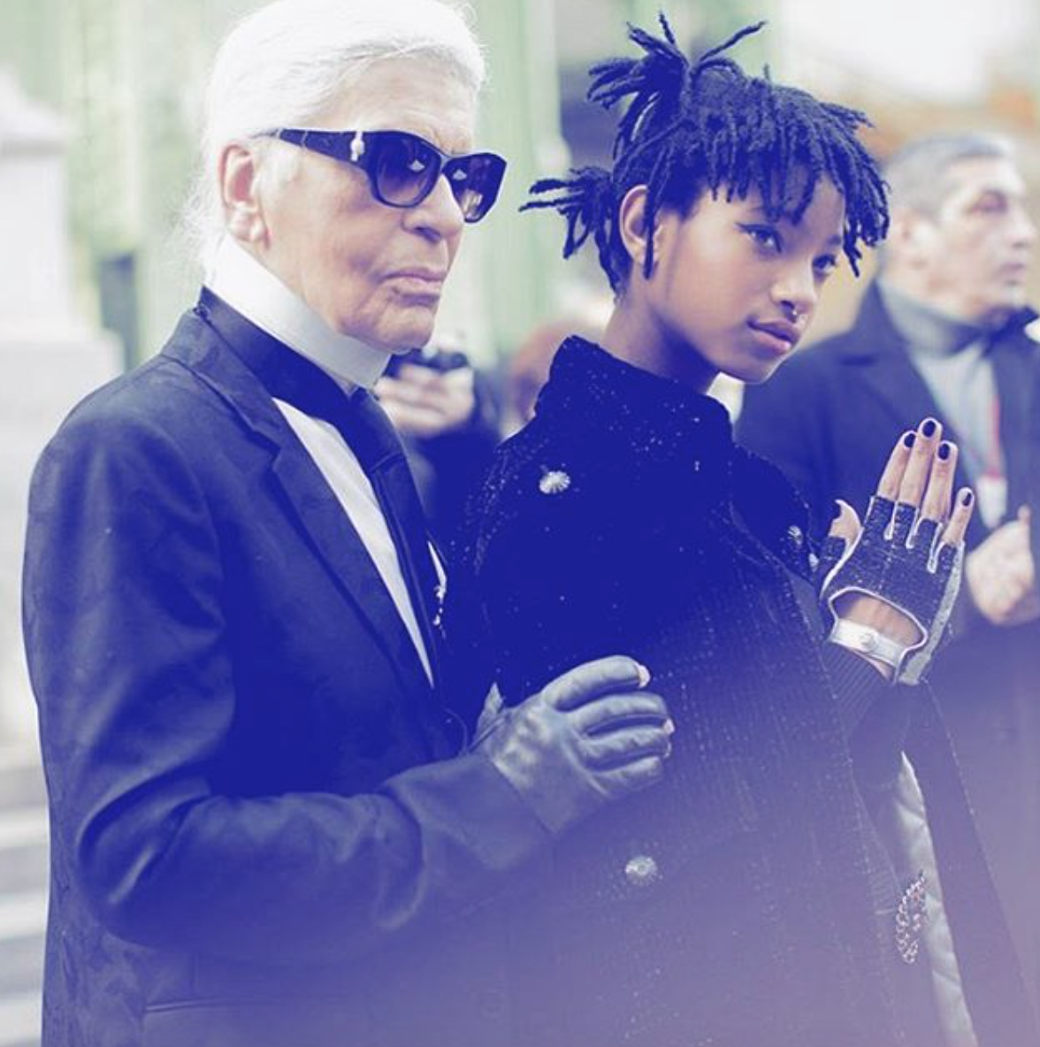 <b>WILLOW SMITH IS CHAN...</b>