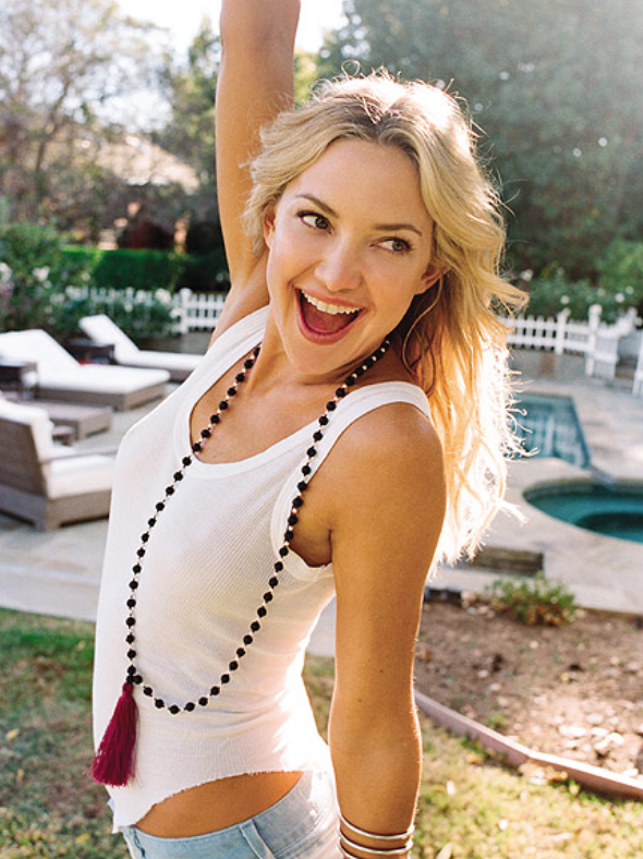 <b>WHAT KATE HUDSON EAT...</b>
