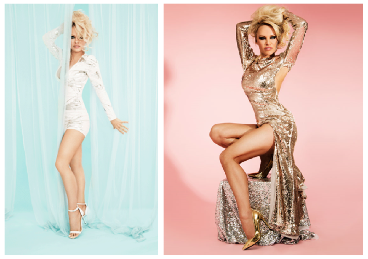 Missguided X Pamela Anderson Beauty And The Dirt