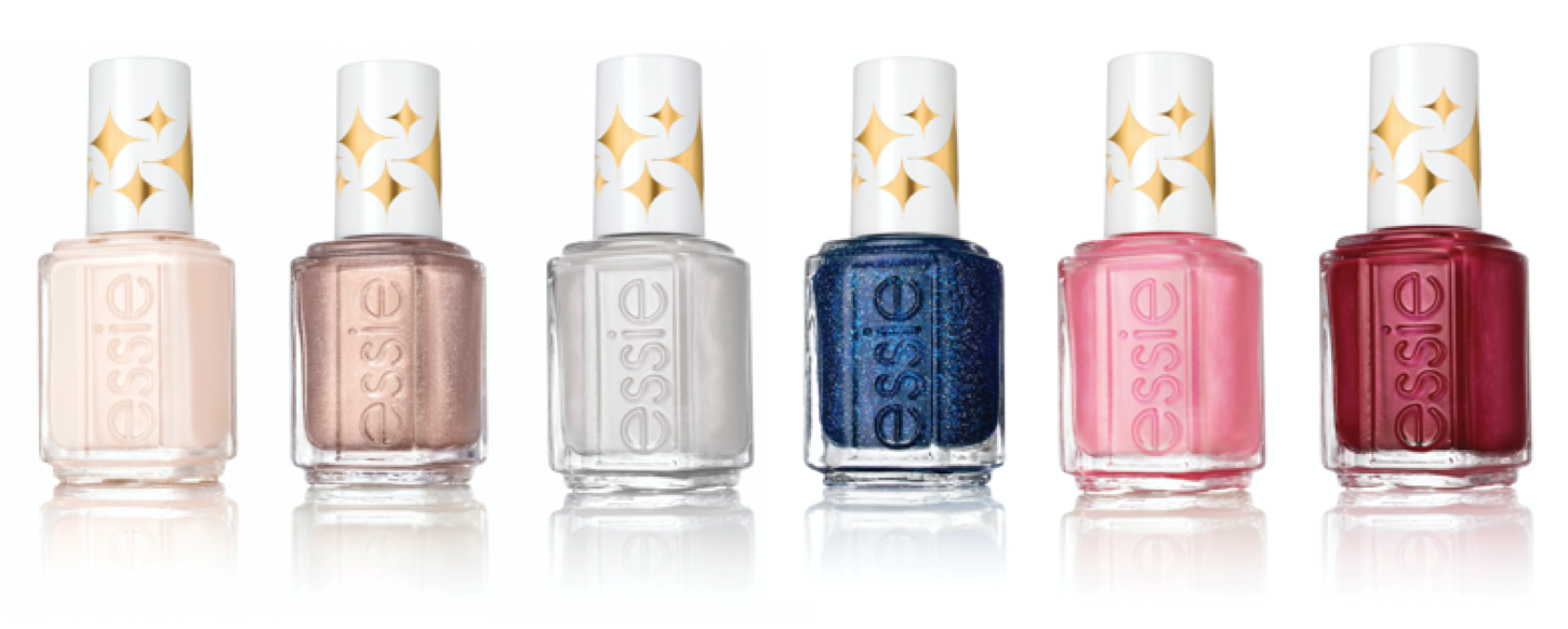 <b>ESSIE'S RETRO REVIVA...</b>