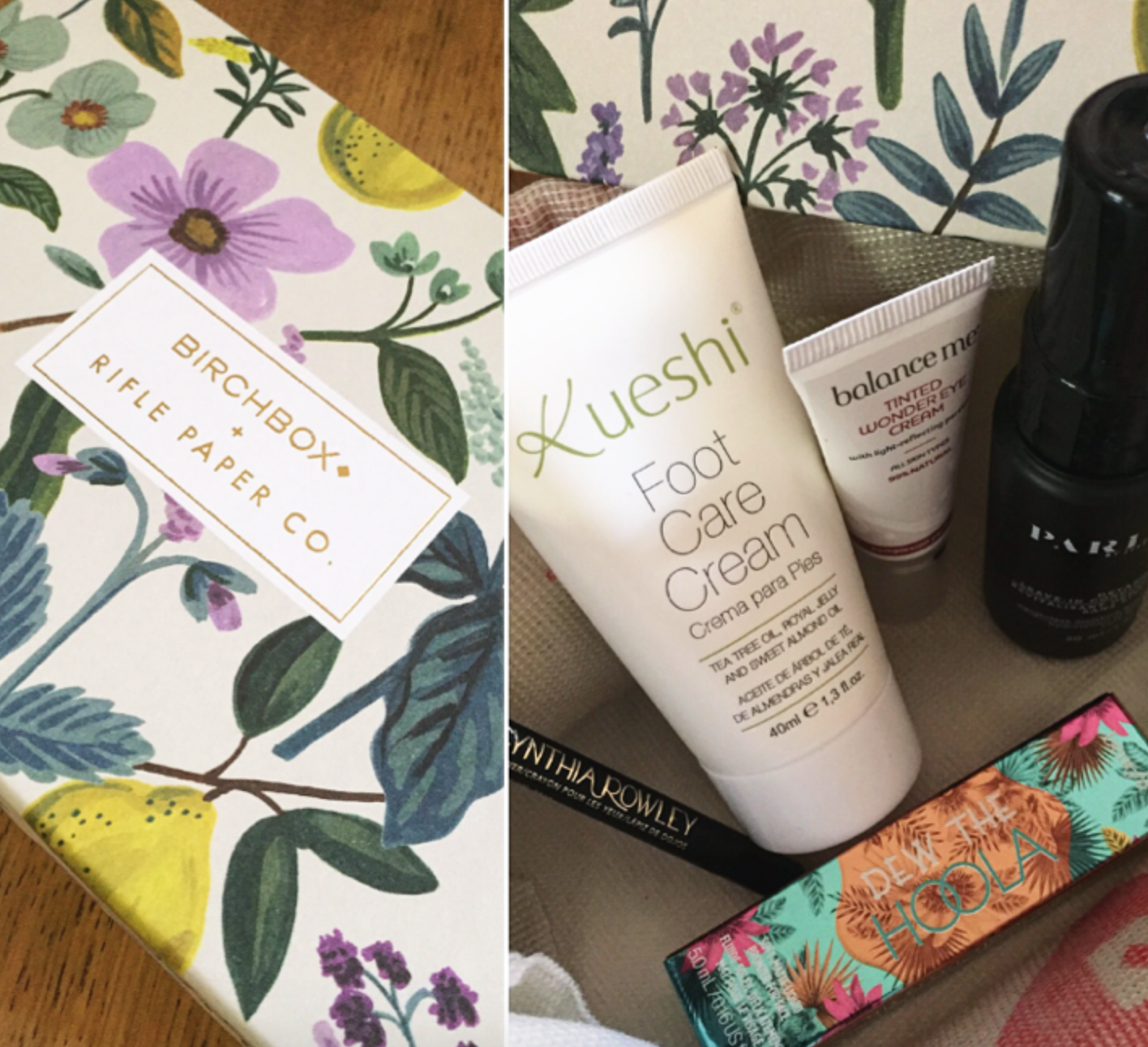 <b>BIRCHBOX IS BLOOMING...</b>