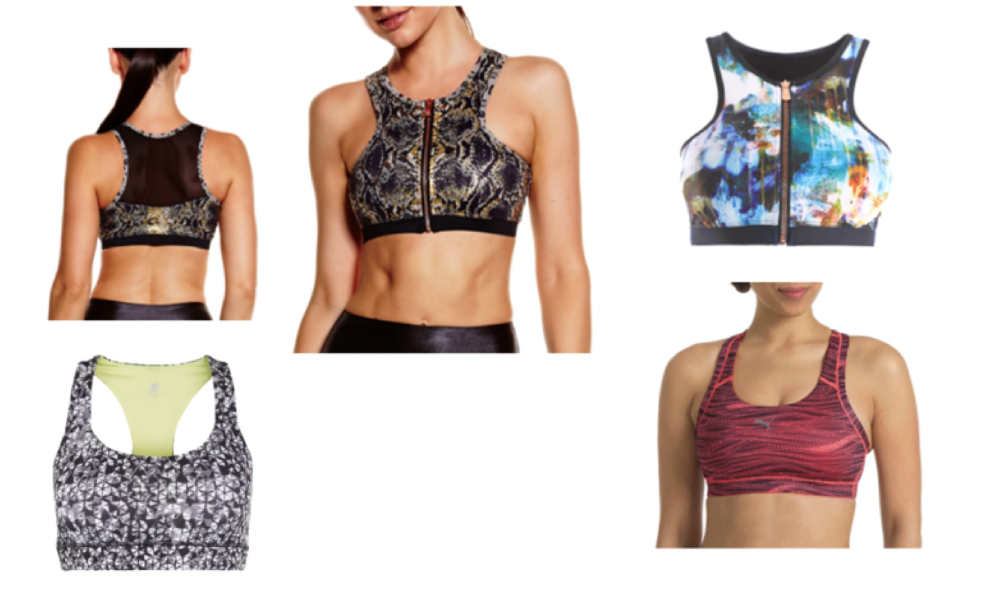 LIVEN UP YOUR FITNESS GEAR