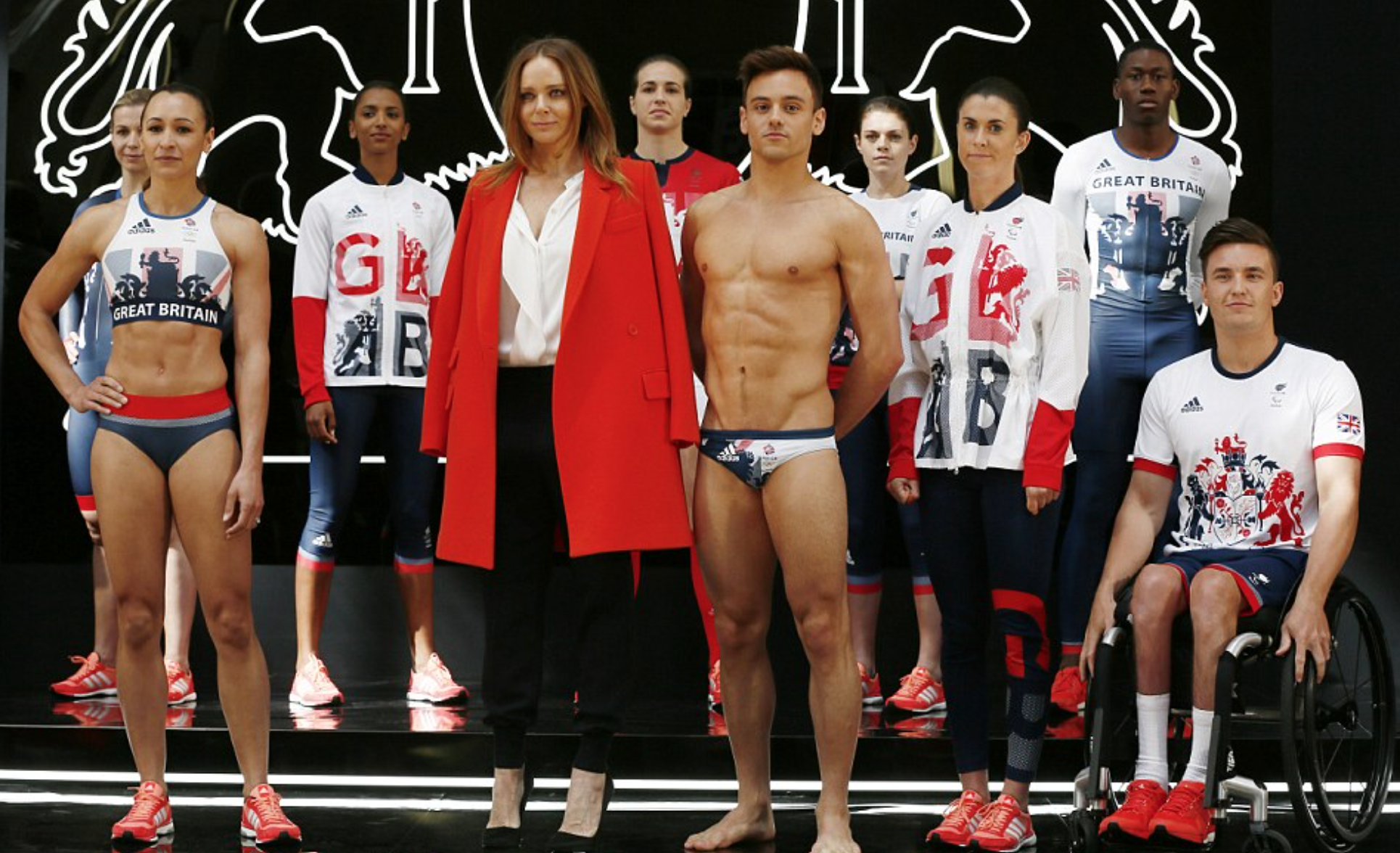 TEAM GB OLYMPICS KIT REVEALED