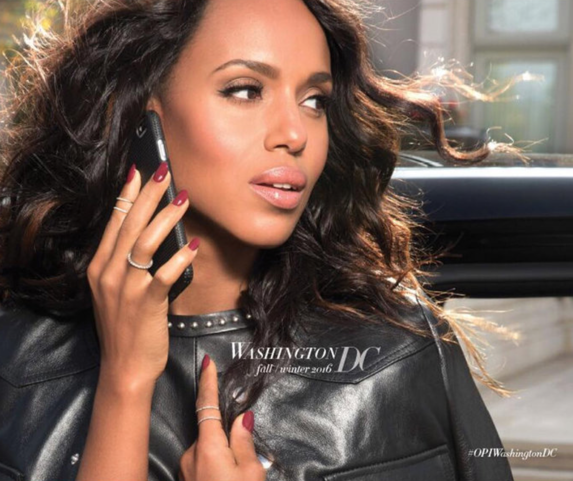 <b>KERRY WASHINGTON x O...</b>