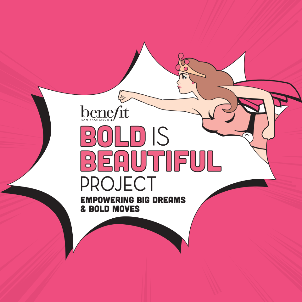 <b>BENEFIT COSMETICS BO...</b>