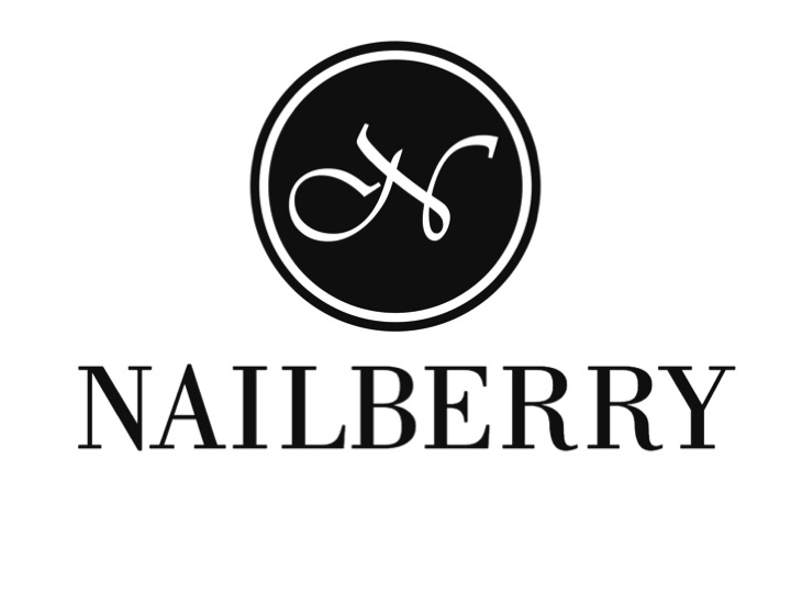 nailberry name and logo