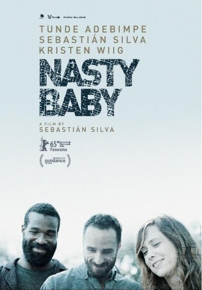 <b>NASTY BABY IN CINEMA...</b>