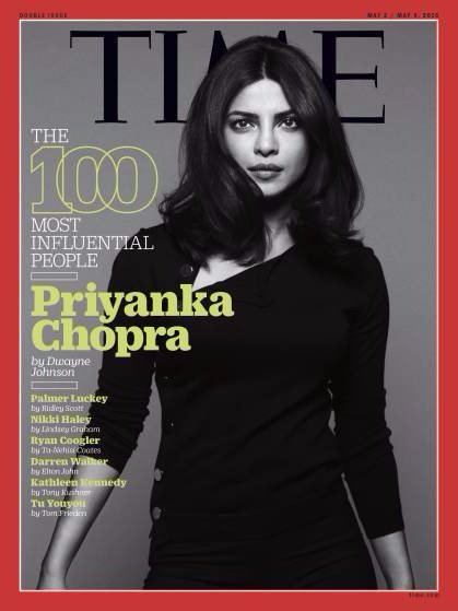 <b>TIME'S 100 MOST INFL...</b>