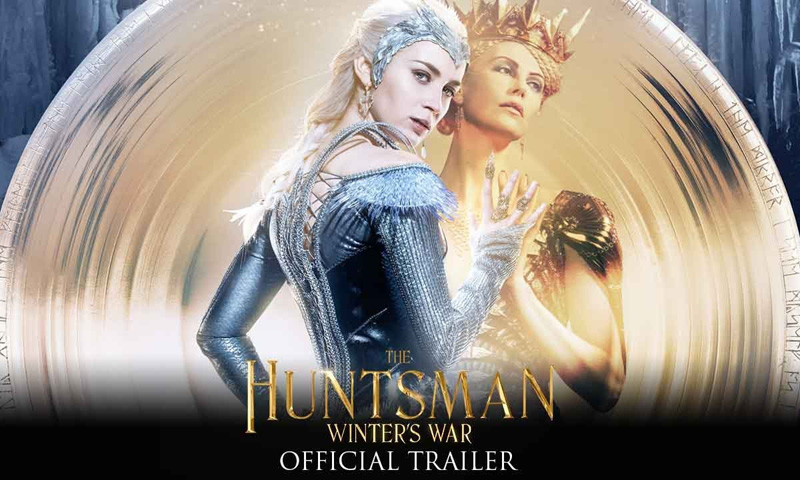 <b>REVIEW: THE HUNTSMAN...</b>