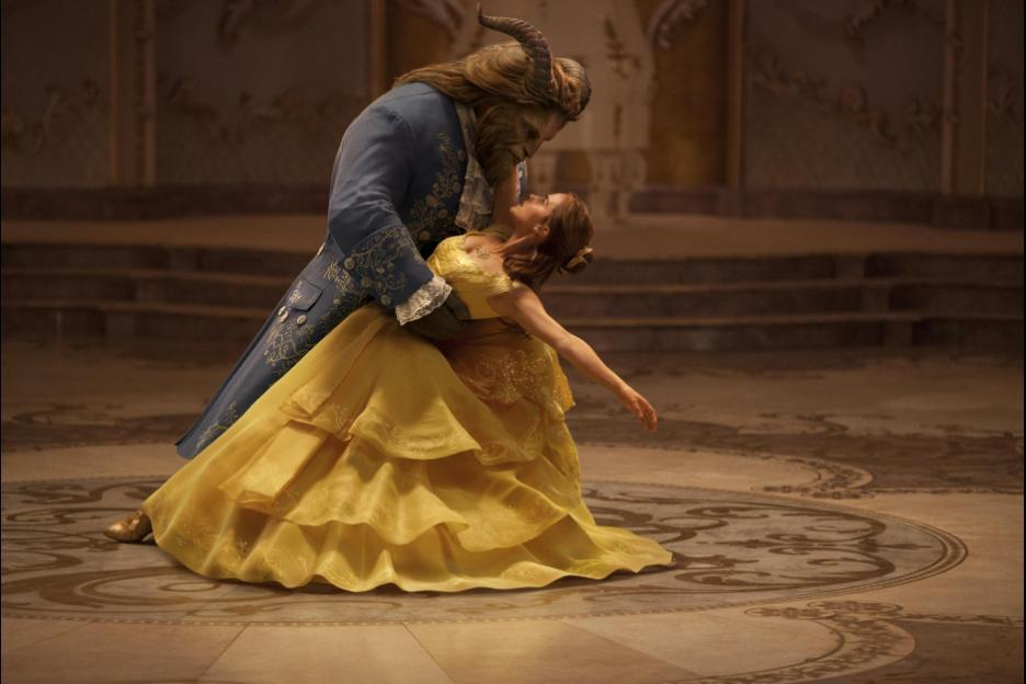 Beauty and the Beast out on DVD