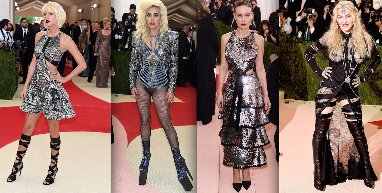 MET GALA 2016 RED CARPET