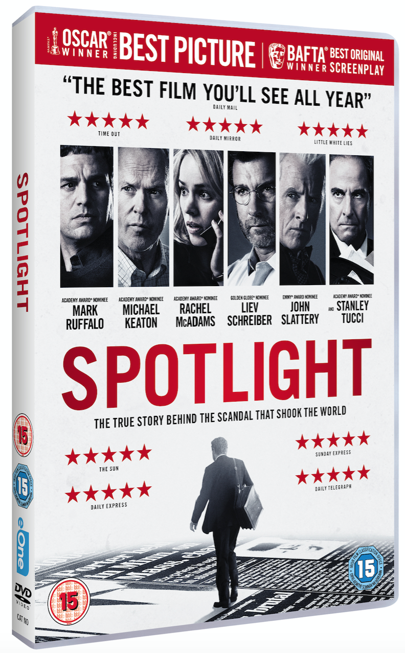 <b>WIN! SPOTLIGHT DVD &...</b>