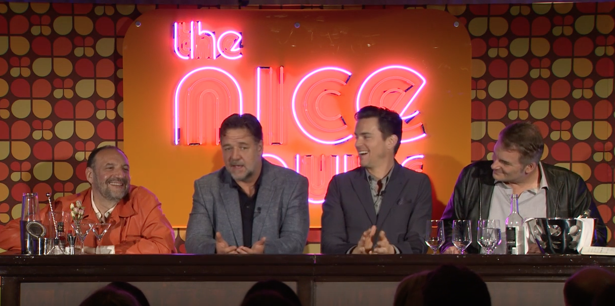 <b>THE NICE GUYS PRESS ...</b>