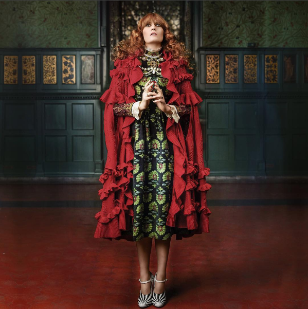<b>FLORENCE WELCH FOR G...</b>