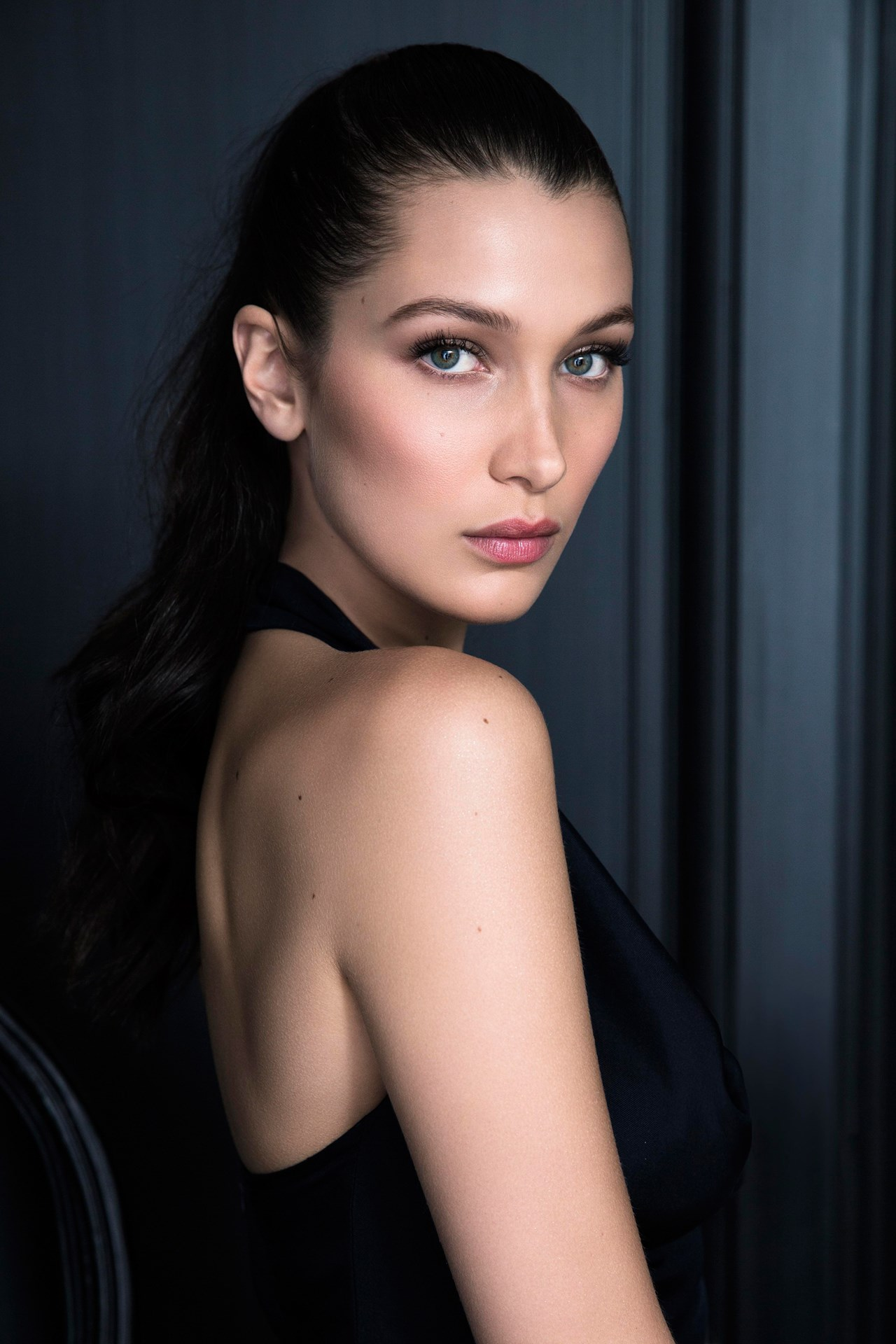 <b>BELLA HADID IS NEW F...</b>
