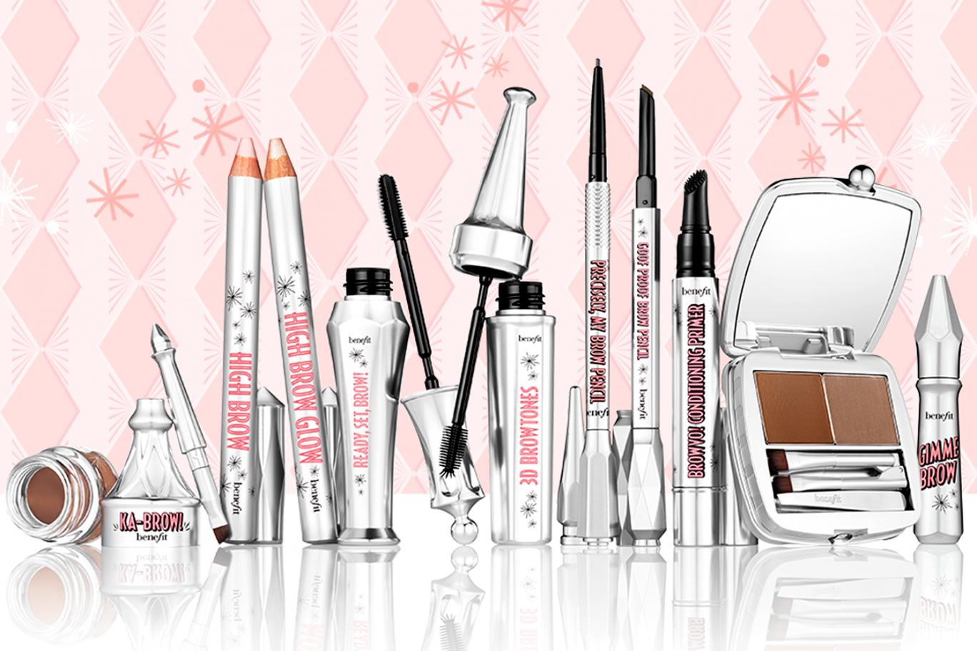 BENEFIT'S NEW BROW COLLECTION  Beauty And The Dirt