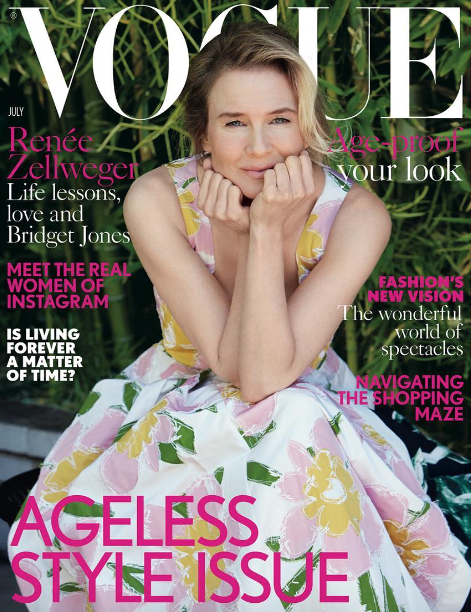 <b>RENÉE ZELLWEGER FOR...</b>