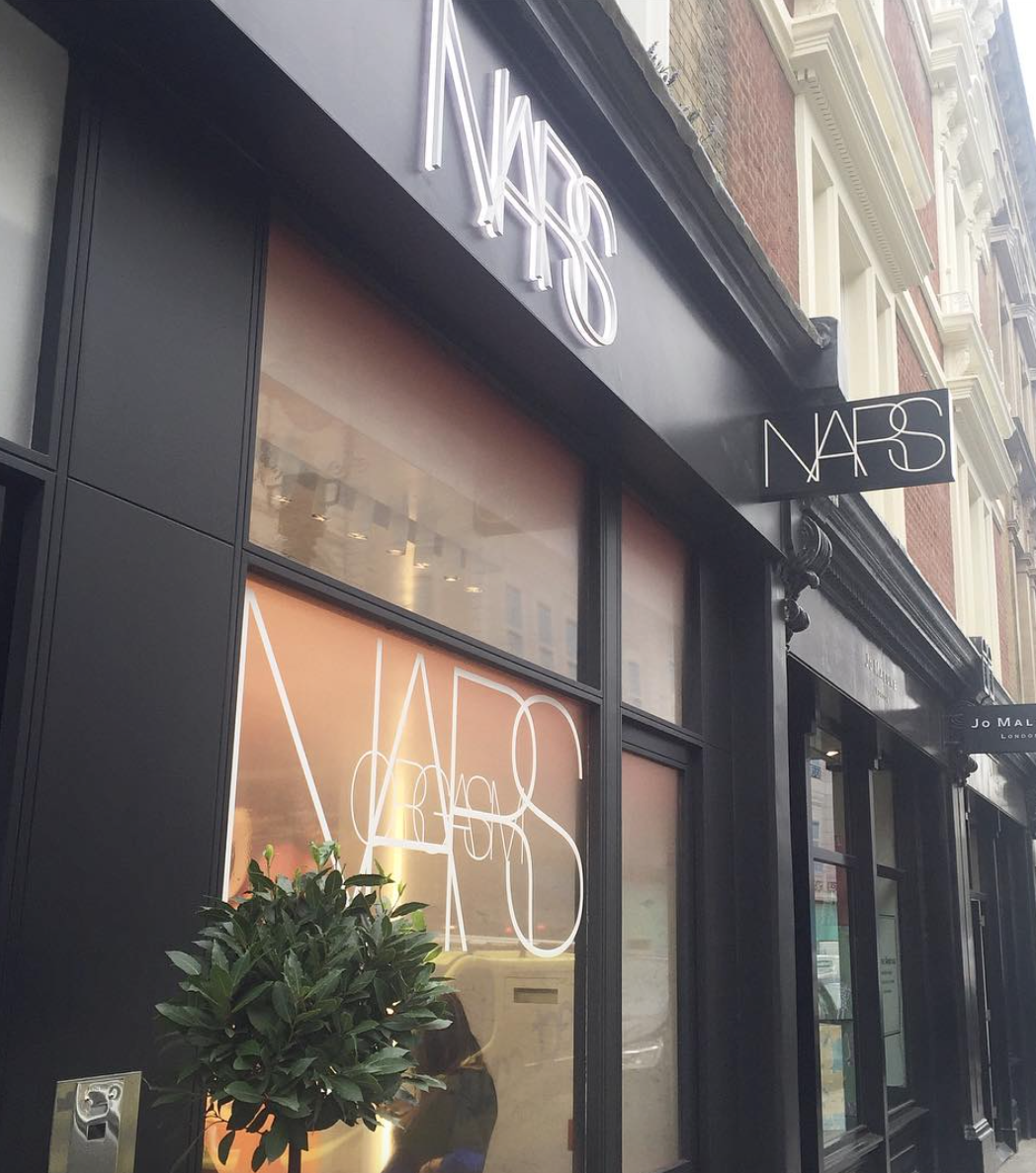 <b>NARS BOUTIQUE, COVEN...</b>