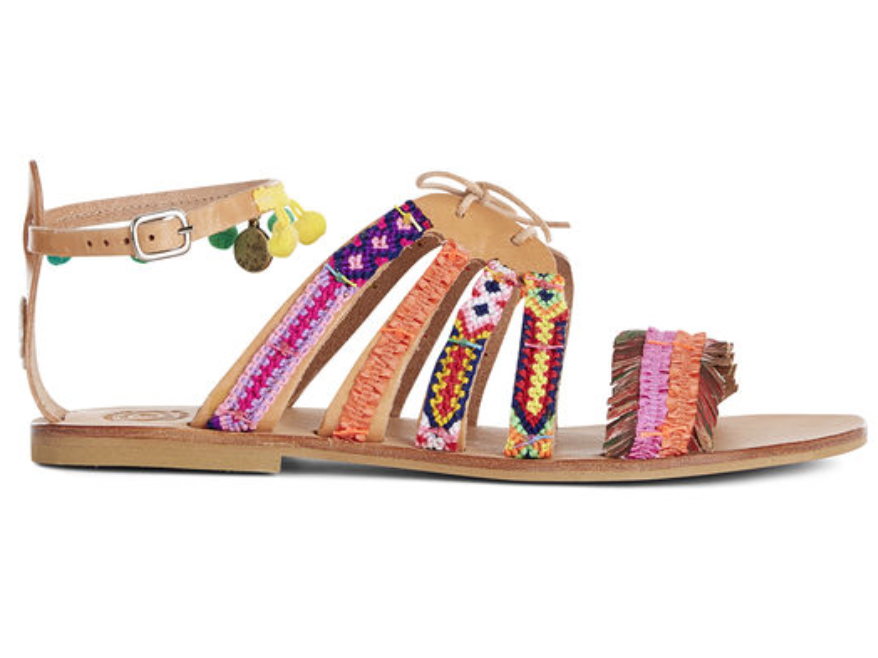 <b>OUR SUMMER SANDAL ED...</b>