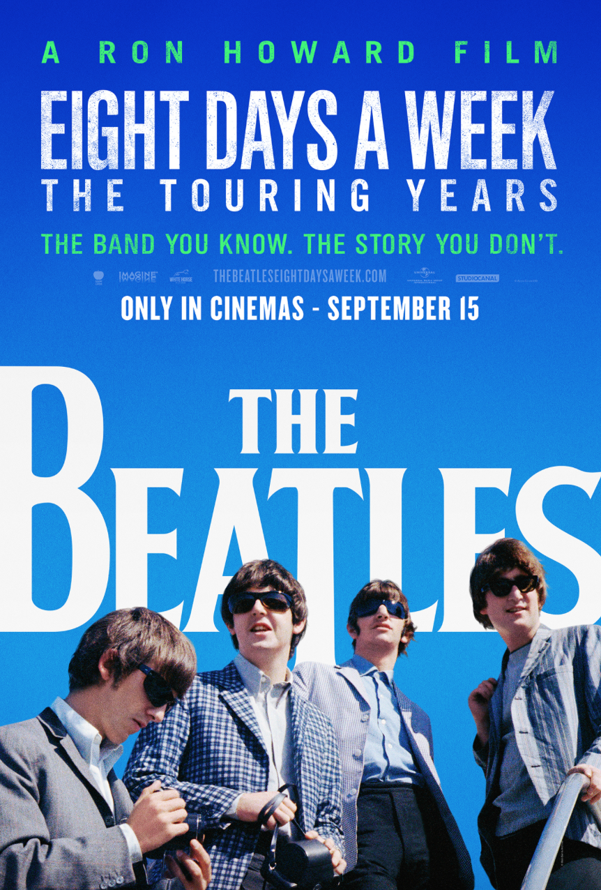 <b>TRAILER: THE BEATLES...</b>