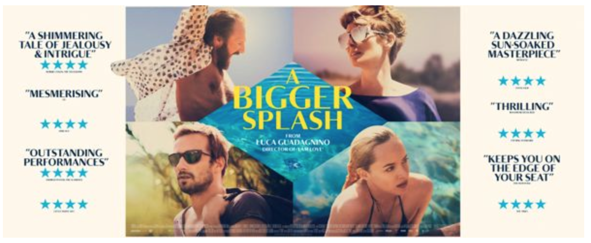 <b>WIN! A BIGGER SPLASH...</b>
