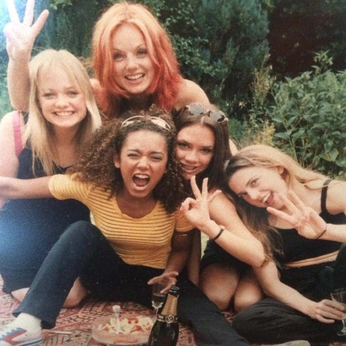 <b>SPICE GIRLS 20TH ANN...</b>