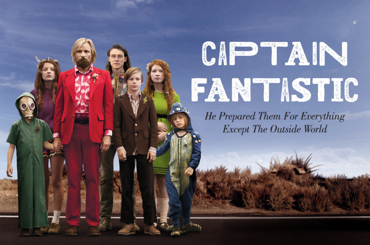 <b>FILM REVIEW: CAPTAIN...</b>
