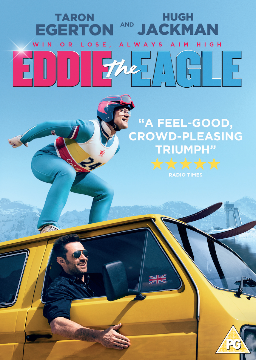 <b>WIN EDDIE THE EAGLE ...</b>