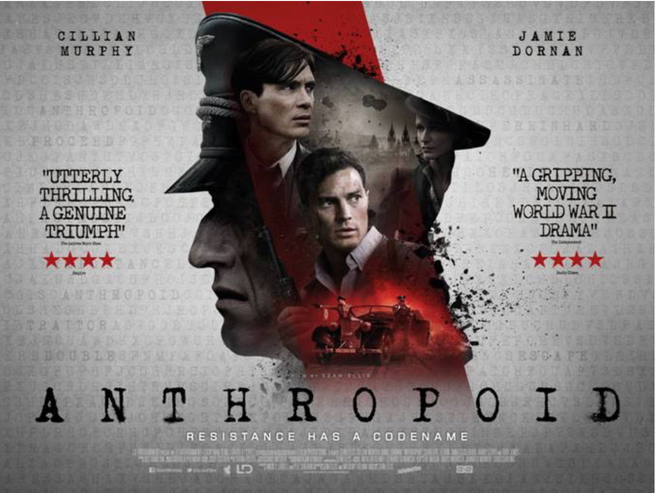 <b>TRAILER: ANTHROPOID...</b>