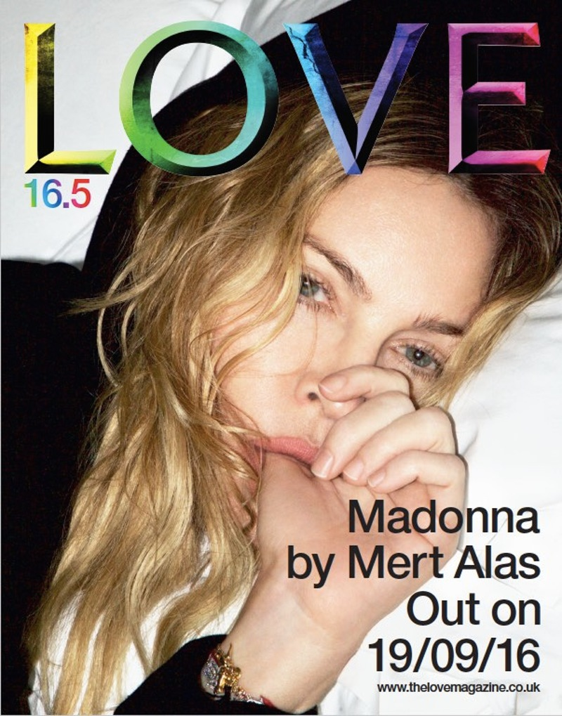 <b>MADONNA COVERS SPECI...</b>