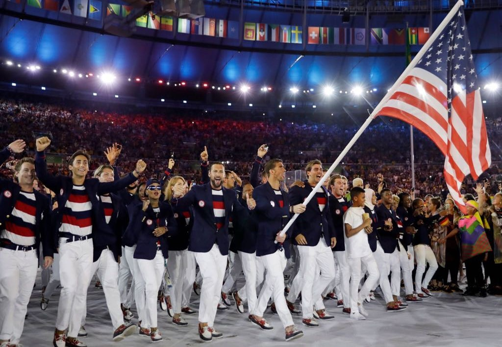 <b>TEAM USA EXCELS IN R...</b>