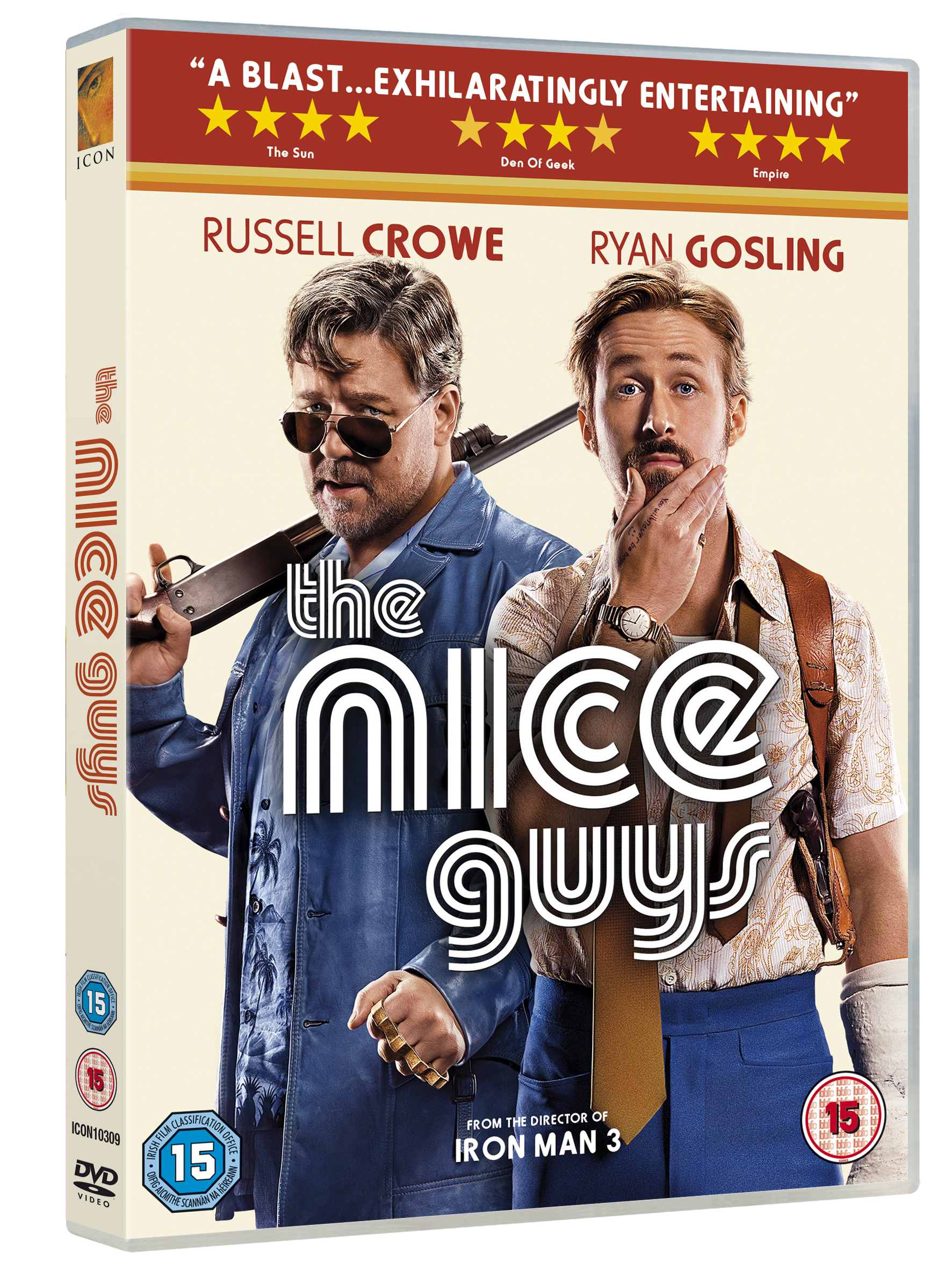 <b>WIN! THE NICE GUYS D...</b>