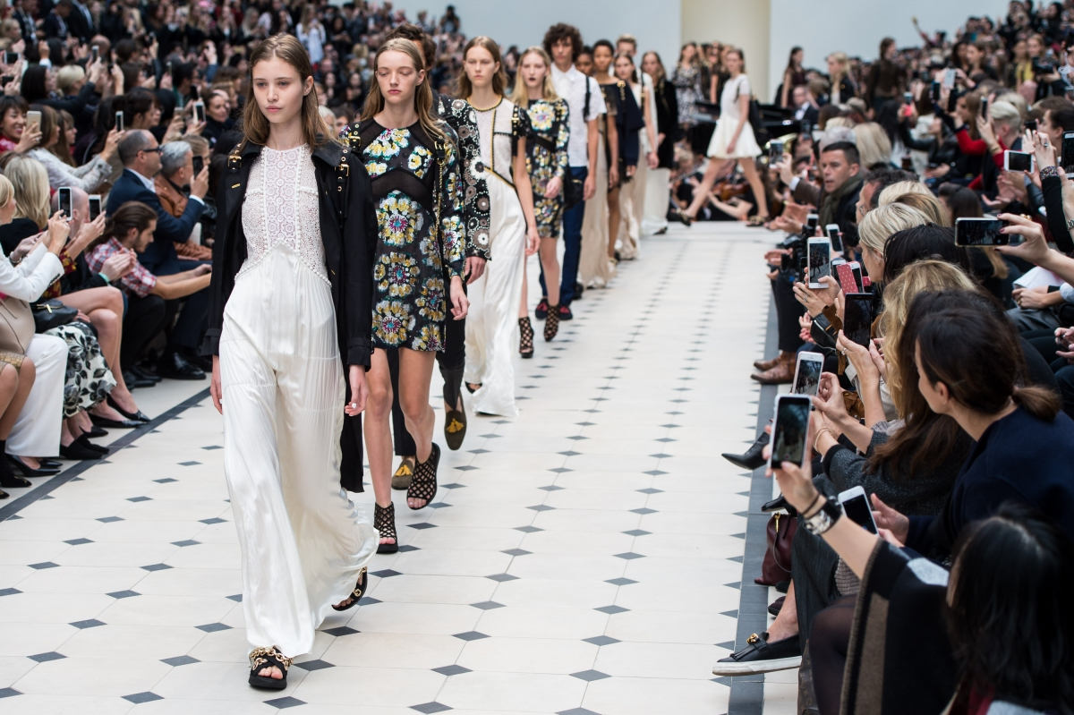 Fashion Beauty Events London: LONDON FASHION WEEK 16-20 SEPTEMBER