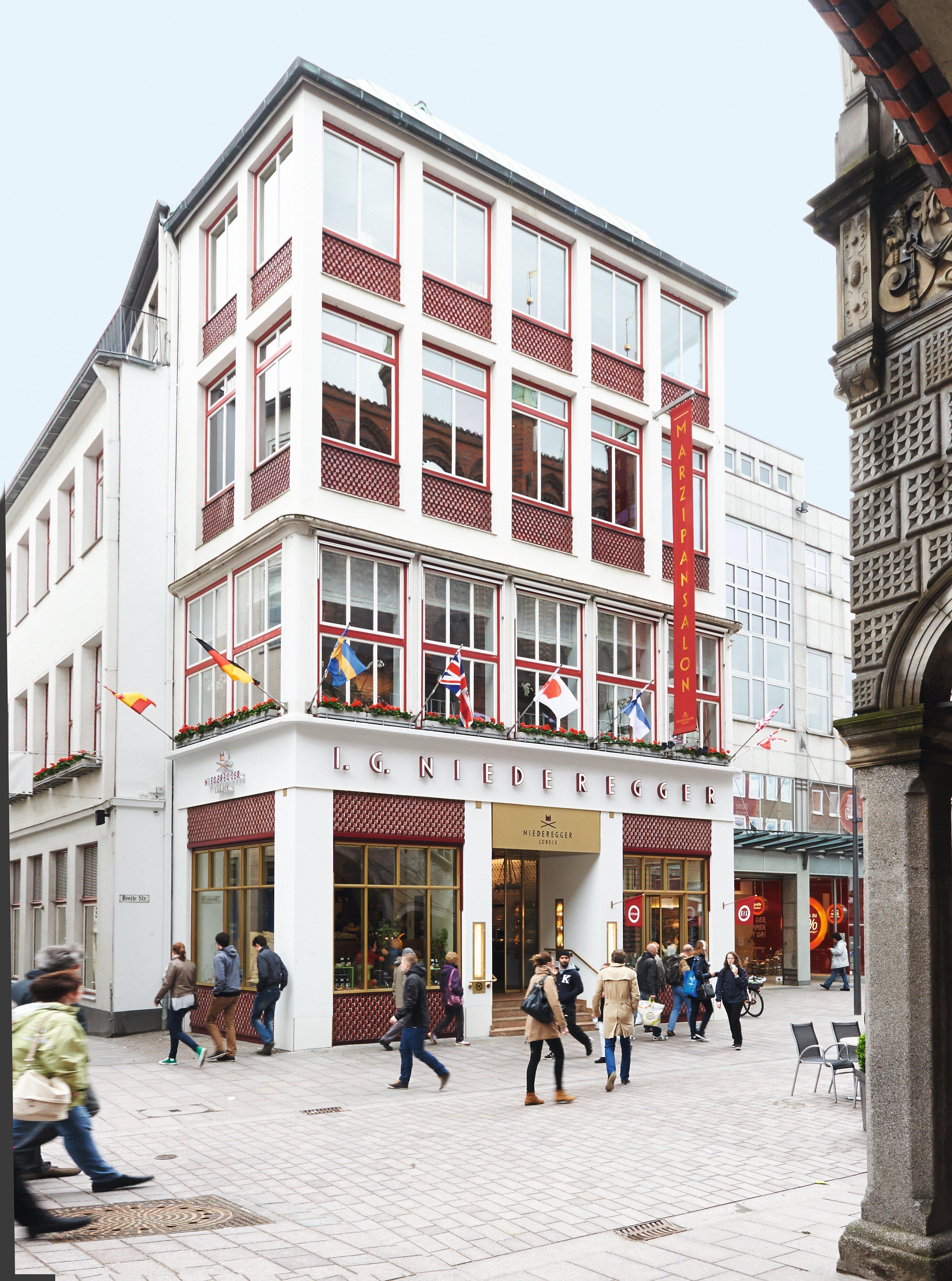 Niederegger Café