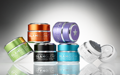 <b>GLAMGLOW POP-UP...</b>
